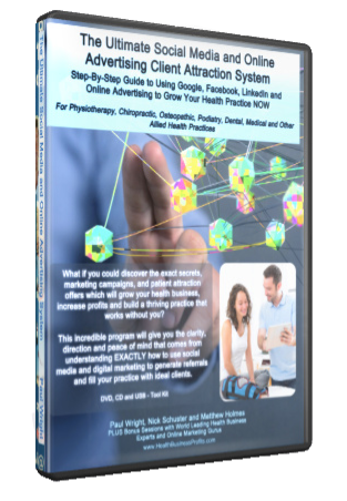 The Ultimate Social Media and Online Advertising Client Attraction System